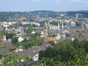 Schlüsseldienst Wuppertal Einsatzgebiet